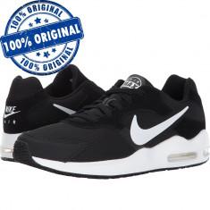 Pantofi sport Nike Air Max Guile pentru barbati - adidasi originali - Adidasi barbati Nike, Marime: 41, 42, 43, Culoare: Negru, Textil