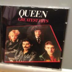 QUEEN - GREATEST HITS (1981/ EMI rec/HOLLAND) - CD ORIGINAL/Ca Nou - Muzica Rock emi records