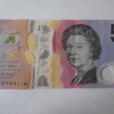 Australia 5 Dollars 2016