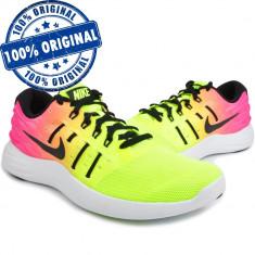 Pantofi sport Nike Lunarstelos pentru barbati - adidasi originali - Adidasi barbati Nike, Marime: 40, 40.5, Culoare: Din imagine, Textil