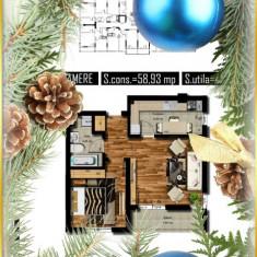 Apartament 2 camere, 49 mp, Militari Preciziei, decom - Apartament de vanzare, Numar camere: 2, An constructie: 2017, Etajul 4