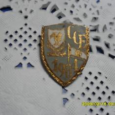 Insigna Dinamo - Liverpool - Insigna fotbal