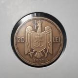 20 lei 1930 KN - Moneda Romania