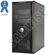 Calculator Incomplet Dell Optiplex 780 MT, Chipset Q45, 4x DDR3, SATA2, PCI-Express x16 - Sisteme desktop fara monitor
