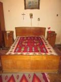 Mobilier dormitor din lemn