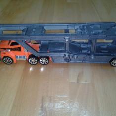 Autotrailer / 30 cm / camion transport masinute copii
