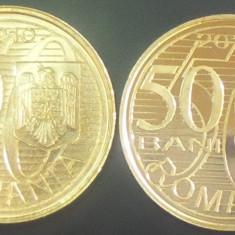 Lot / Set Monede 50 Bani - ROMANIA, anul 2010 *cod 4734 VARIANTE UNC + PROOF! - Moneda Romania