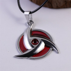 Lant naruto sharingan - Pandantiv fashion
