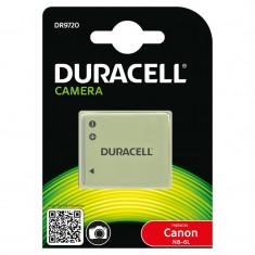 Duracell, Baterie Camera, Canon NB-6L- 3.7V, 700mAh - Baterie Aparat foto
