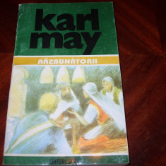 KARL  MAY  -  RAZBUNATORII  *