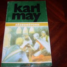 KARL MAY - RAZBUNATORII * - Carte de aventura