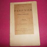 PASIUNILE - ARISTOTEL, TRADUCERE de J. CARAGIANI (1884) - Filosofie