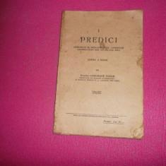 Predici- Editia A Ii-a, Gheorghe Maior An 1925 - Carti Predici