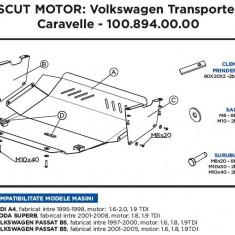 Scut Motor Vw Transporter T4. Caravelle 4 1991-2003. To 26889 - Scut motor auto