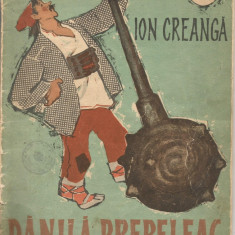 R(01) ION CREANGA-Danila Prepeleac - Carte de povesti