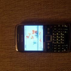 Telefon Nokia Clasic E71 Business Silver/ Liber! Impecabil! - Telefon mobil Nokia E71, Argintiu, Neblocat