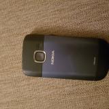 Telefon Nokia C3 Business / Albastru/Liber/Stare fff buna! - Telefon mobil Nokia C3, Negru, Neblocat