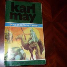 KARL  MAY  -  DE  LA  BAGDAD  LA  STAMBUL  *