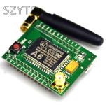 Modul shield gps gsm gprs a6 sms cartela sim arduino cu antena