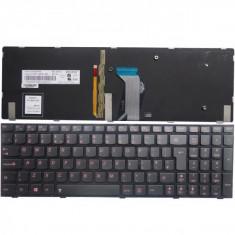 Tastatura laptop Lenovo Y590N iluminata - Tastatura PC
