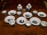 Set portelanuri pentru ceai, marca Lippert & Haas Schlaggenwald