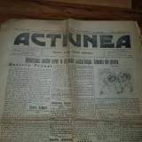 ziarul actiunea 8 februarie 1913-diferentul romano-bulgar,art. despre automobile