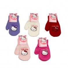 Manusi cu un deget Hello Kitty - Manusi Copii