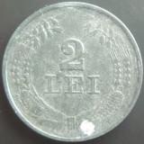 Moneda 2 Lei - ROMANIA, anul 1941  *cod 4031 ---   A.UNC+++ ZINC