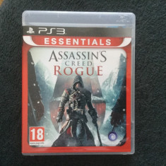 Vând Assassins creed Rogue PS3 - Jocuri PS3 Ubisoft, Actiune, 18+, Single player