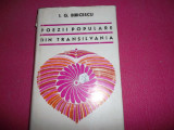 I. G. BIBICESCU - POEZII POPULARE DIN TRANSILVANIA {1970}