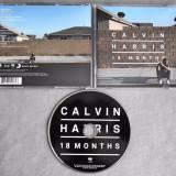 Calvin Harris - 18 Months CD (2012) - Muzica Dance sony music