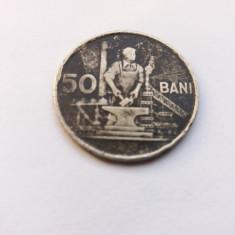 Romania 50 bani 1956 - Moneda Romania