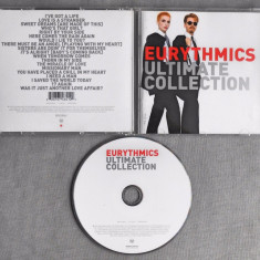 Eurythmics - Ultimate Collection CD (Greatest Hits) - Muzica Pop sony music