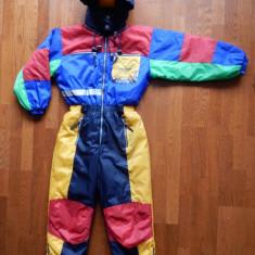 Ski copii Me&You Active Line Free Riders Retro Tech Skiers; 140 cm inaltime - Echipament ski, Costum