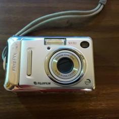 Aparat foto Fujifilm Finepix A500, Functioneaza - Aparate foto compacte