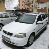 Opel Astra G 2.0 DTI 2003, Motorina/Diesel, 334000 km, 2000 cmc