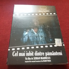 FILM DVD CEL MAI IUBIT DINTRE PAMANTENI - Film drama, Romana