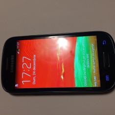Samsung S3 Mini - Telefon mobil Samsung Galaxy S3 Mini, Negru, 8GB, Neblocat