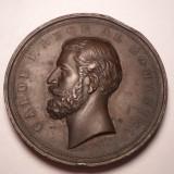 Medalie Regele Carol I - Serbarea Proclamarii Regatului 10 mai 1881 - Medalii Romania
