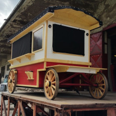 Caruta fast food rulota caravana car vienez