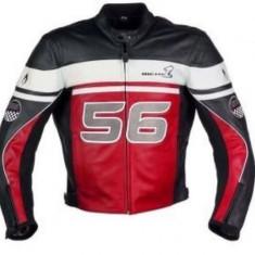 Geaca piele moto Richa Route 56 - Imbracaminte moto, Geci