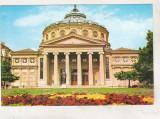 Bnk cp Bucuresti - Ateneul Roman - circulata, Printata