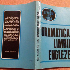 Gramatica Limbii Engleze - Leon Levitchi, Ioan Preda - Curs Limba Engleza