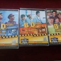 FILM DVD BRIGADA DIVERSE 3 DVD, Romana