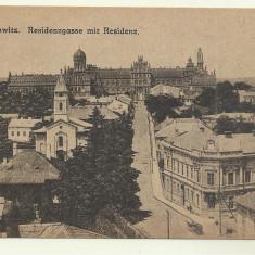 Cp CERNAUTI - 1918 - Carte Postala Bucovina 1904-1918, Necirculata, Printata
