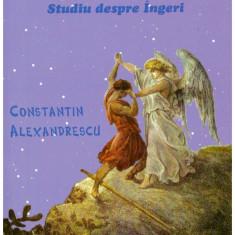 Angelologie - Studiu despre ingeri - Autor(i): Constantin Alexandrescu - Carte paranormal