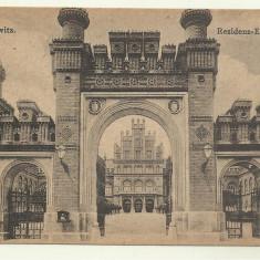 Cp CERNAUTI : RESEDINTA - 1918 - Carte Postala Bucovina 1904-1918, Necirculata, Printata