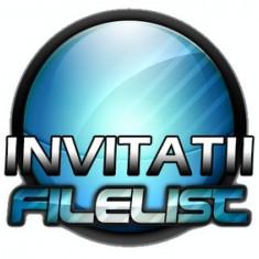 Vand Cont de Filelist - Software utilitar