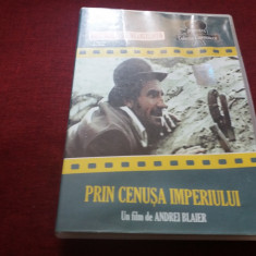 FILM DVD PRIN CENUSA IMPERIULUI - Film drama, Romana