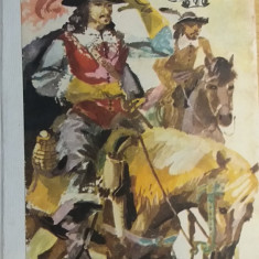 RWX 25 - DUPA DOUAZECI DE ANI - ALEXANDRE DUMAS - 2 VOLUME - EDITATA IN 1969 - Carte de lux
